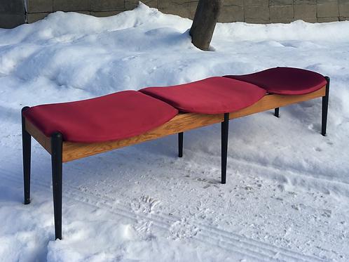 John Stuart / Arthur Umanoff bench