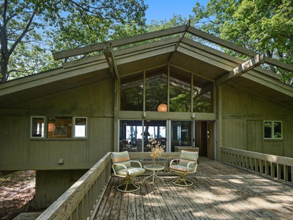 Mid-Century Modern Real Estate For Sale: Sept 7th 2018