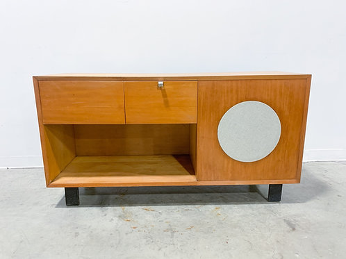 George Nelson Record Player & Radio cabinet