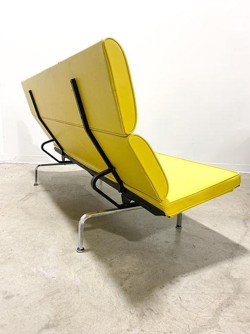 Vintage Eames Compact Sofa for Herman Miller