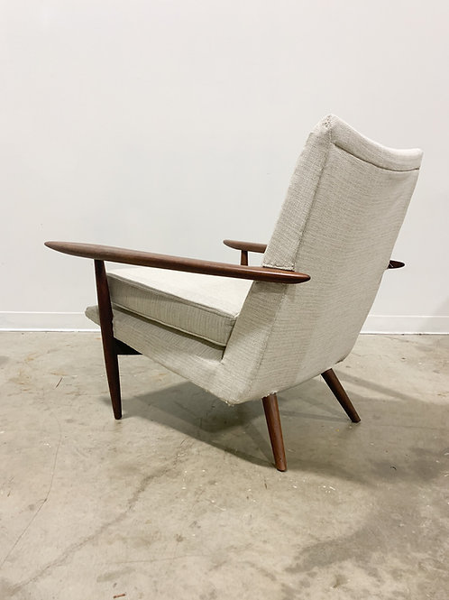 George Nakashima for Widdicomb Lounge Chair