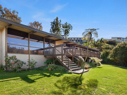 Mid-Century Modern Real Estate For Sale: March 1st, 2019