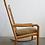 Thumbnail: Danish Modern rocking chair by Hans Olsen for Juul Kristensen
