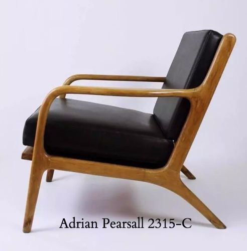 Adrian Pearsall 2315-C Lounge chair