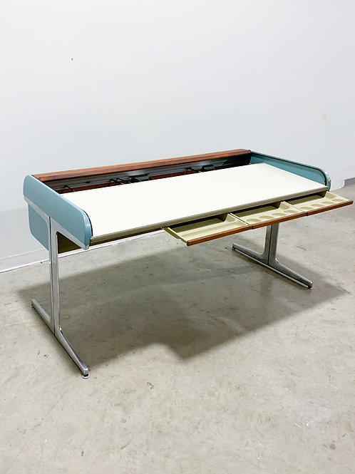George  Nelson Action Office roll top desk