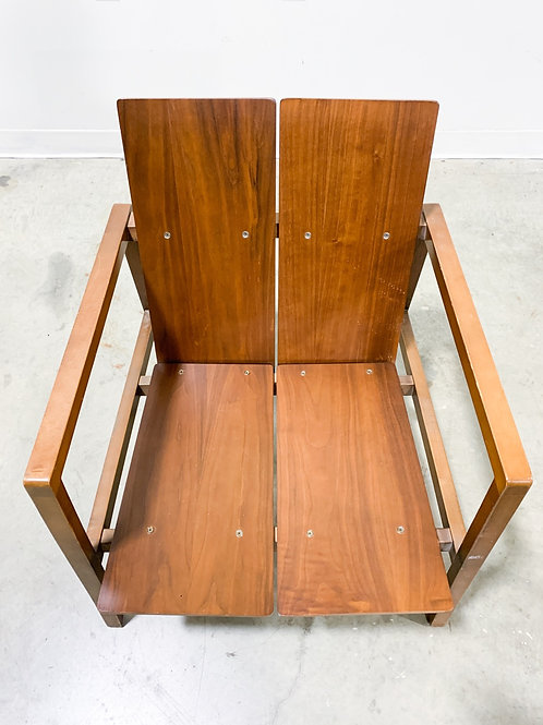Knoll Lounge Chair designed by Lewis Butler