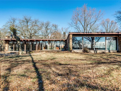 Mid-Century Modern Real Estate For Sale: February 22nd, 2019