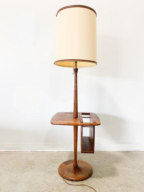Laurel Lamp Magazine Table
