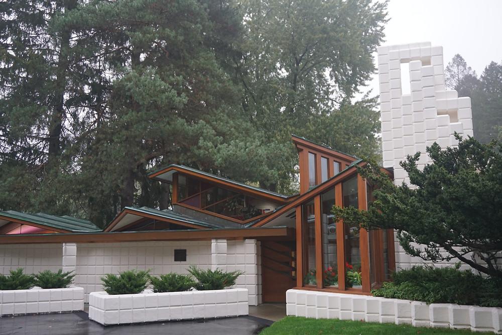 Alden B Dow Home and Studio Midland