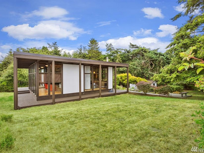 Mid-Century Modern Real Estate For Sale: February 8th, 2019