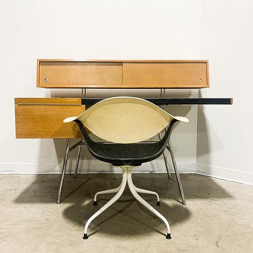 Rare George Nelson Home Desk