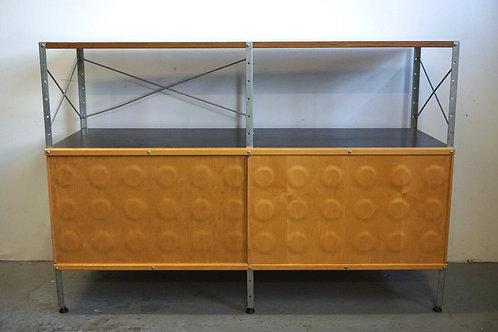 Eames ESU 2x2 Cabinet by Herman Miller