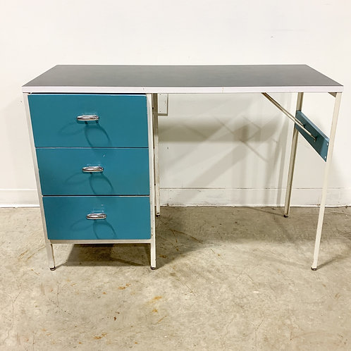George Nelson Steelframe desk for Herman Miller