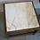 Thumbnail: Marble top mid century side tables