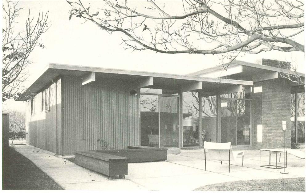 Vintage Eichler Home