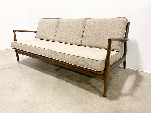 Kofod Larsen Danish Modern sofa for Selig