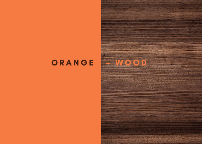 mid-century modern color combinations