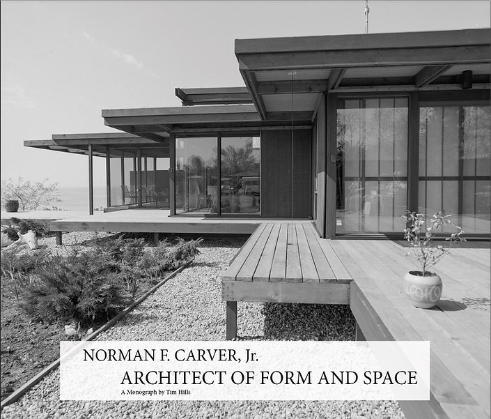 Norman F. Carver Jr. Architect of Form a