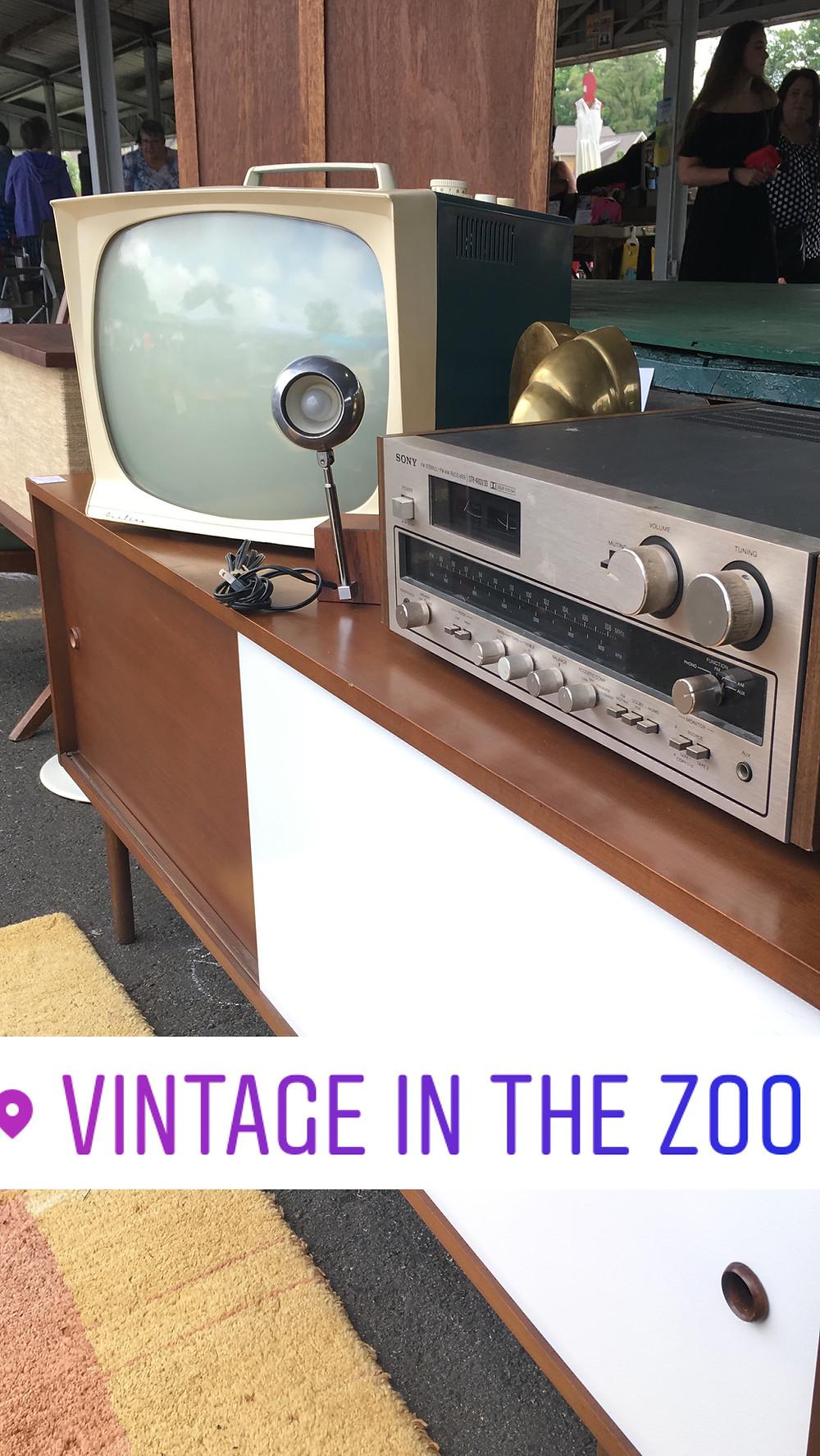Vintage in the Zoo Kalamazoo