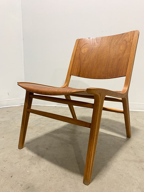 Danish mid century Peter Hvidt Ax Chair