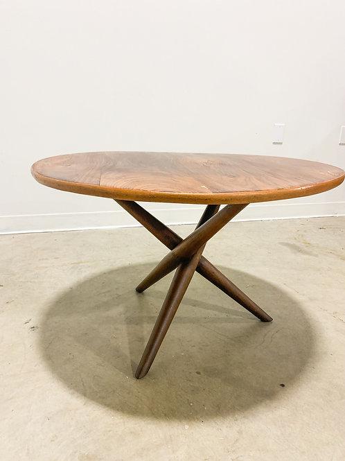 TH Robsjohn Gibbings tripod table for Widdicomb