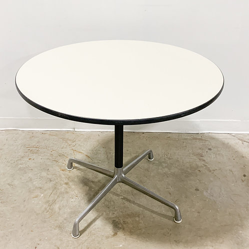 "Eames 36"" dining table"
