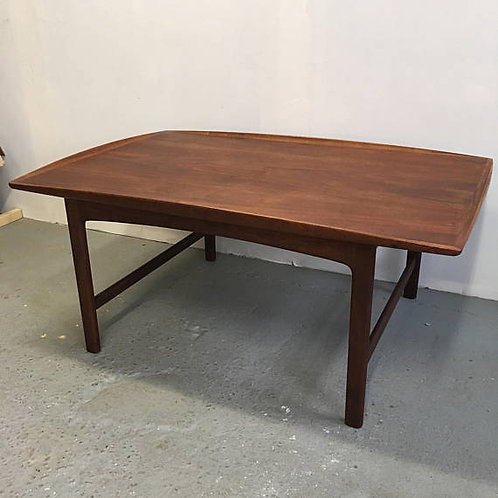 dux table, folke ohlsson table, danish coffee table