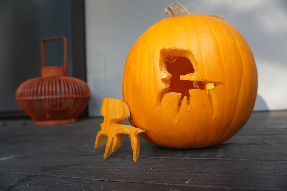 eames pumpkin