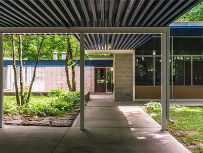 Mid Century Modern Real Estate For Sale: June 1st, 2018