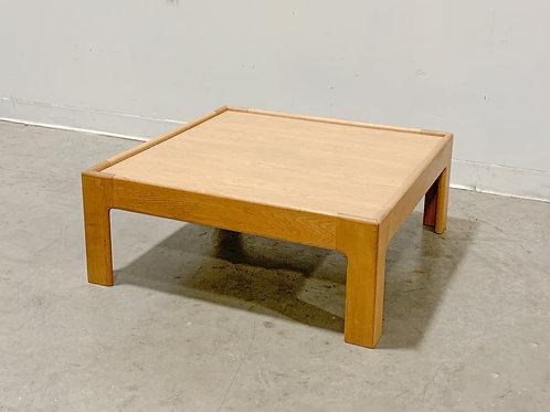 Illum Wikkelso oak table by Niels Eilersen
