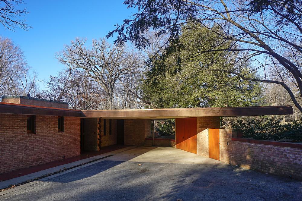 Laurent House