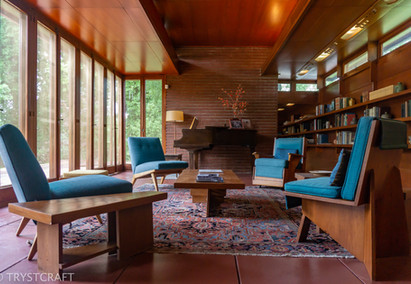 The Rosenbaum House: Frank Lloyd Wright's Jewel in Alabama