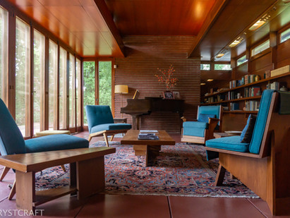 The Rosenbaum House: Frank Lloyd Wright's Jewel in Alabama