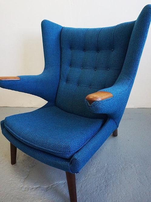 Hans Wegner Papa Bear Chair by AP Stolen