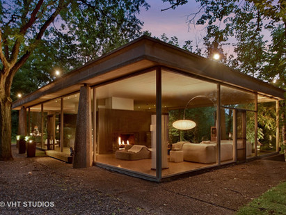 Mid-Century Modern Real Estate For Sale: January 4th, 2019