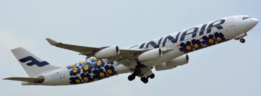 Marimekko Finnair