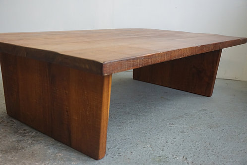 Mexican Mid Century Modern Cocobolo coffee table