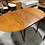 Thumbnail: Arne Vodder dining table with 6 chairs