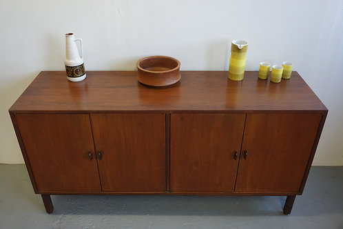 Walnut Sideboard with hutch by Founders Furniture