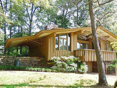 Mid-Century Modern Real Estate For Sale: August 16th 2019