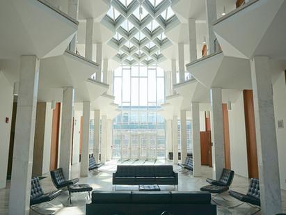 Tour of the Architecture of Minoru Yamasaki at Wayne State University