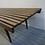 Thumbnail: Slat bench coffee table