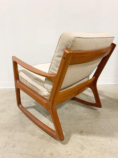 Ole Wanscher Senator Rocking Chair