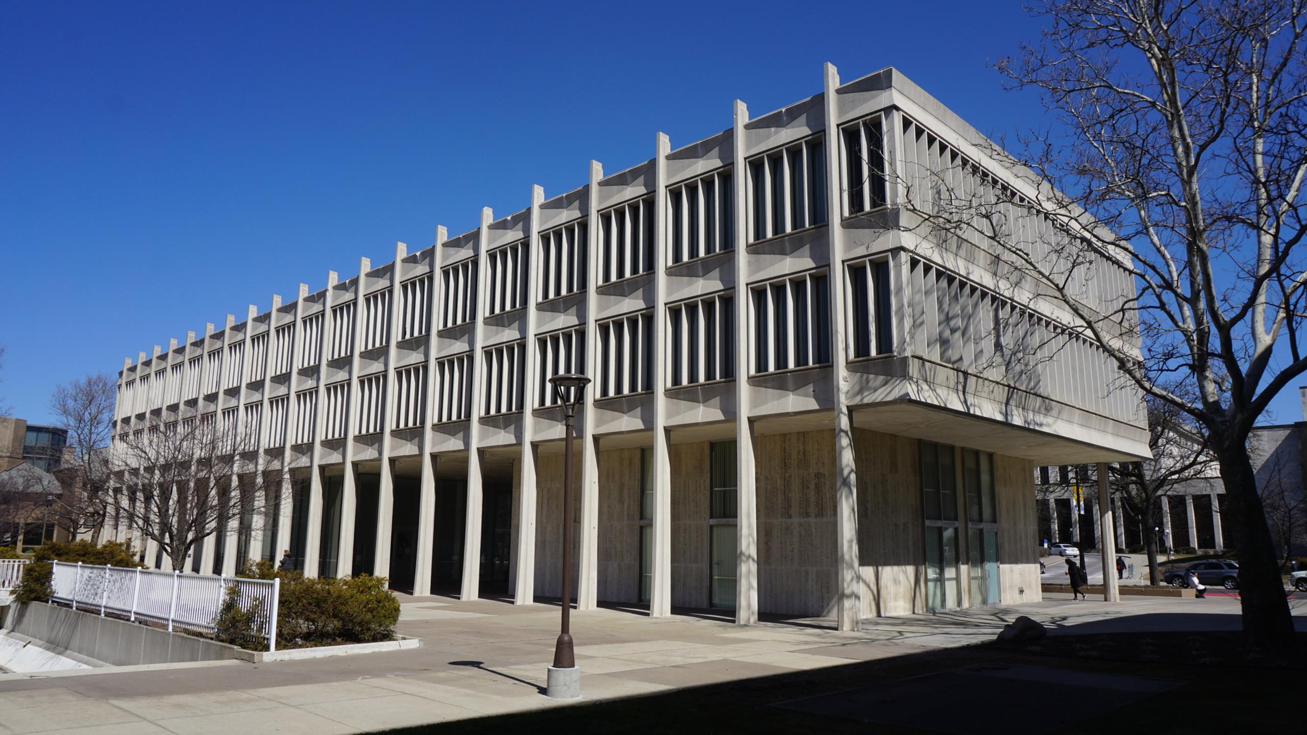 WSU Prentis Building