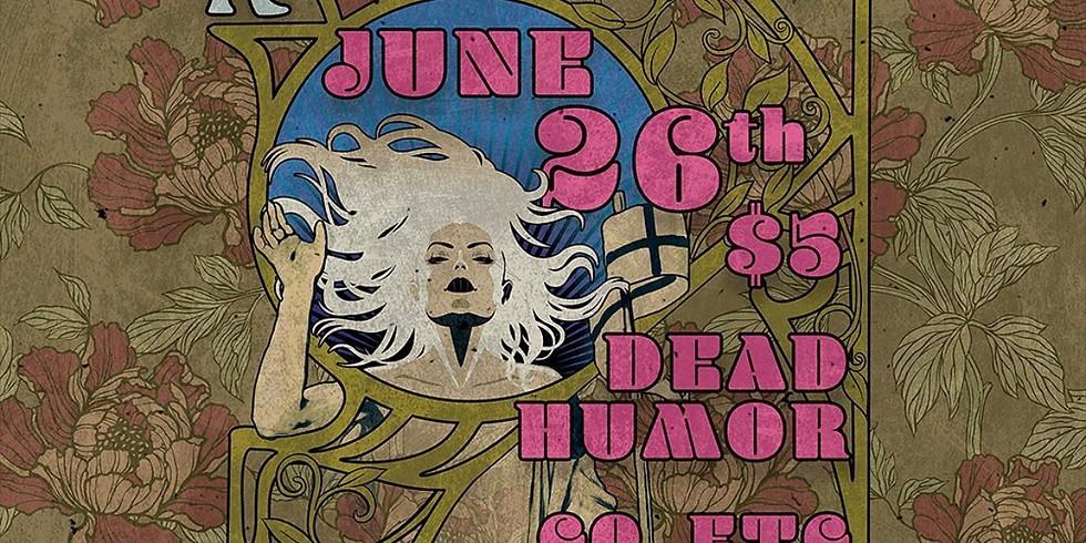 Dead Humor / Co.Etc / Electric Indigo