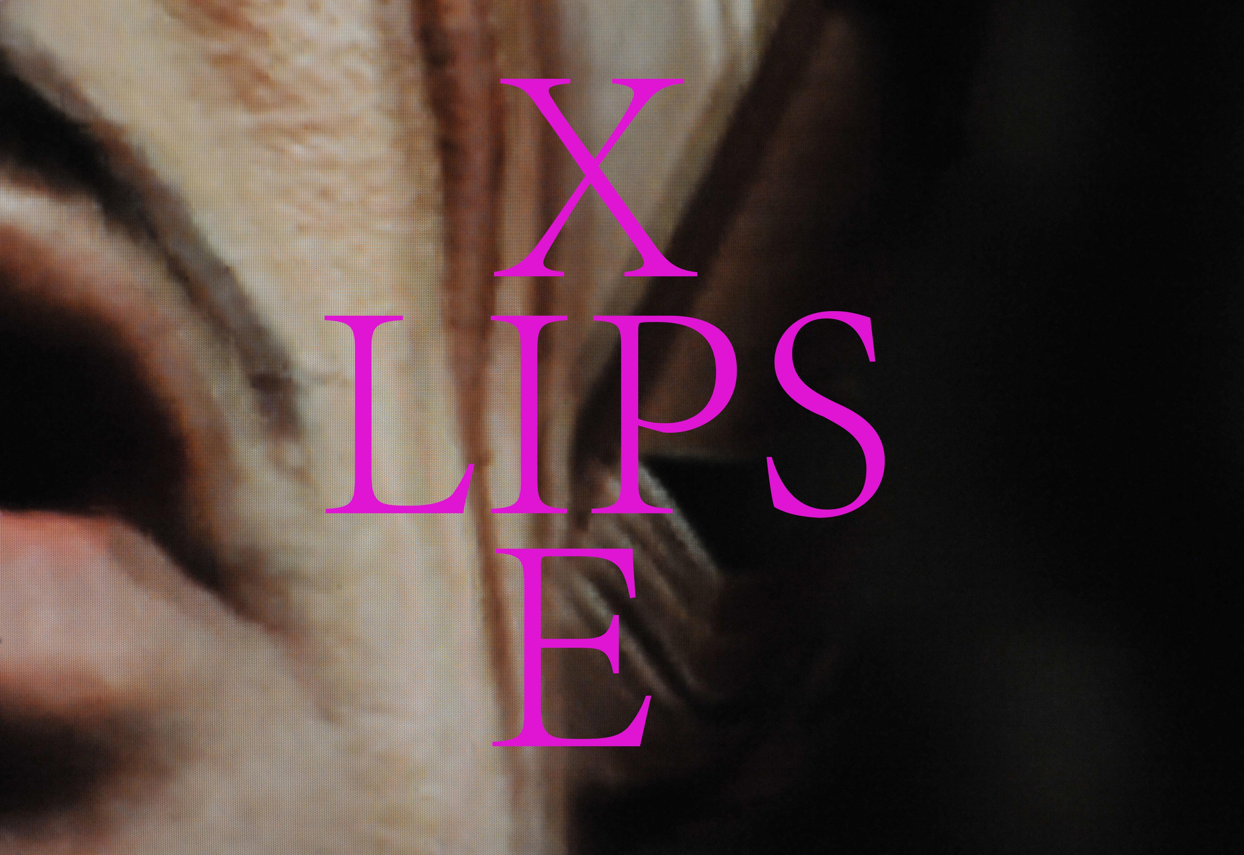 pixel lips