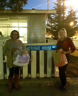 Corinna Lopez, Heritage House