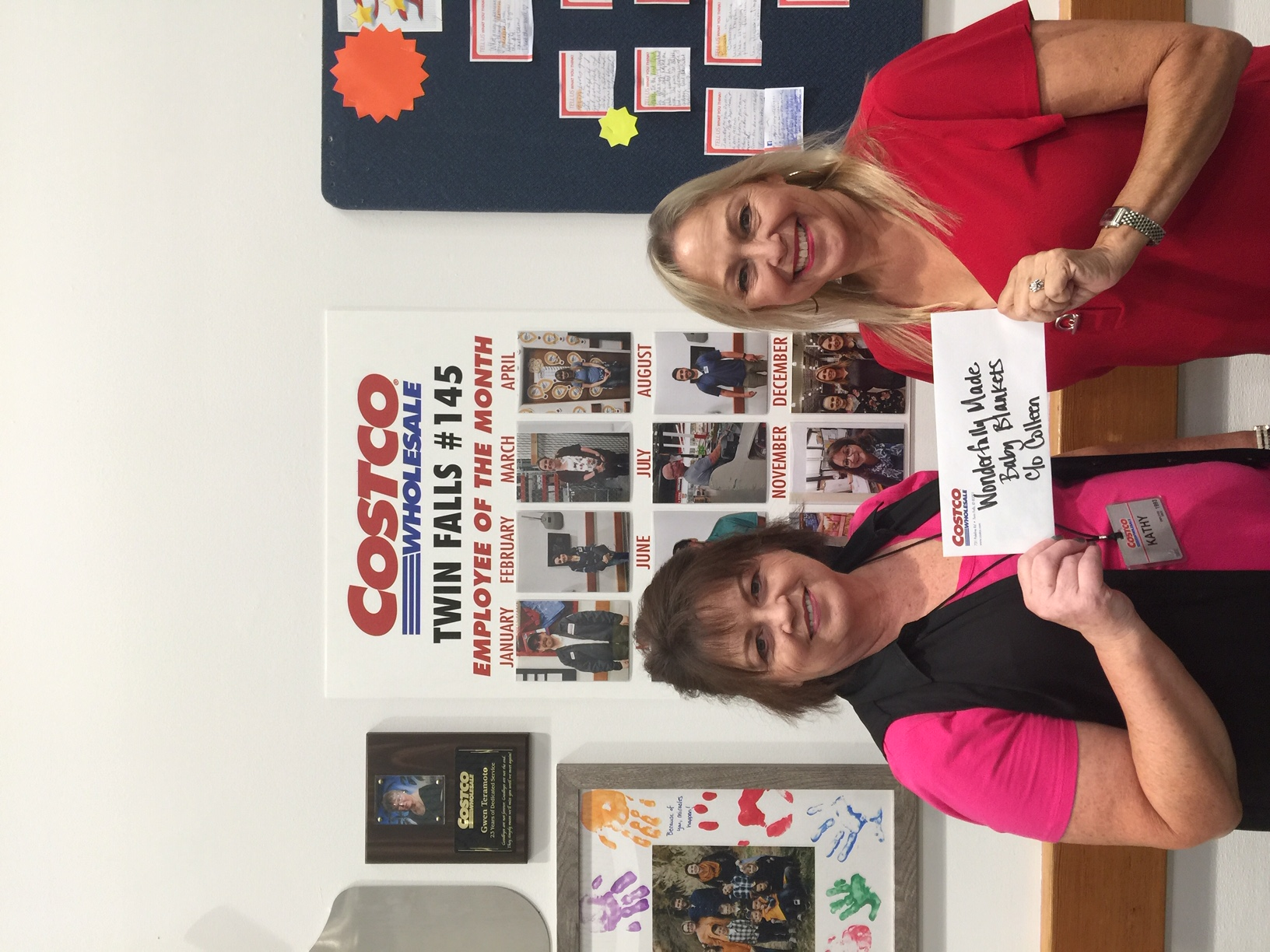 COSTCO - Twin Falls donates to WMBB