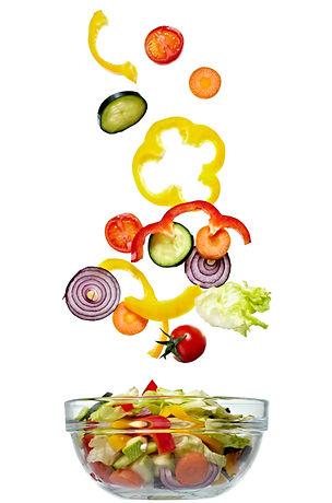 geschnittenes Gemüse 2