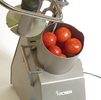 Gemüseschneider 353 mit Tomate